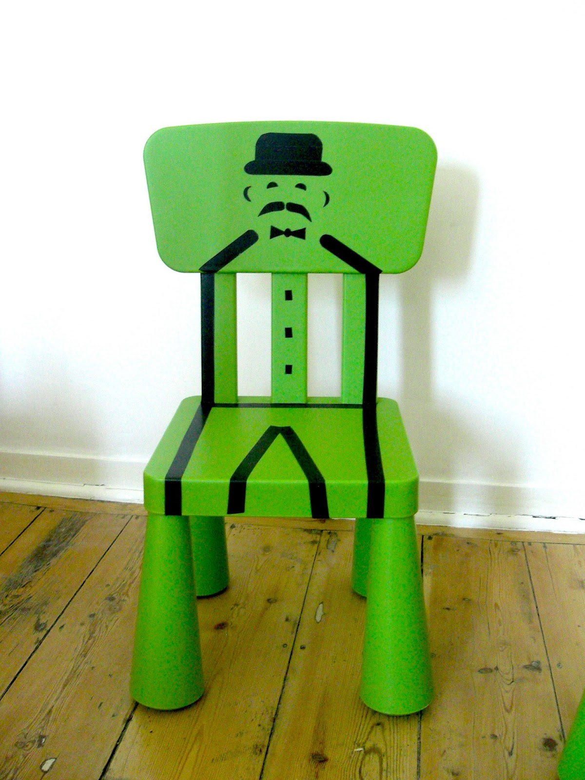 1000 images about meubles customis s on pinterest ikea hacks ikea lack ta - Customiser des chaises ...