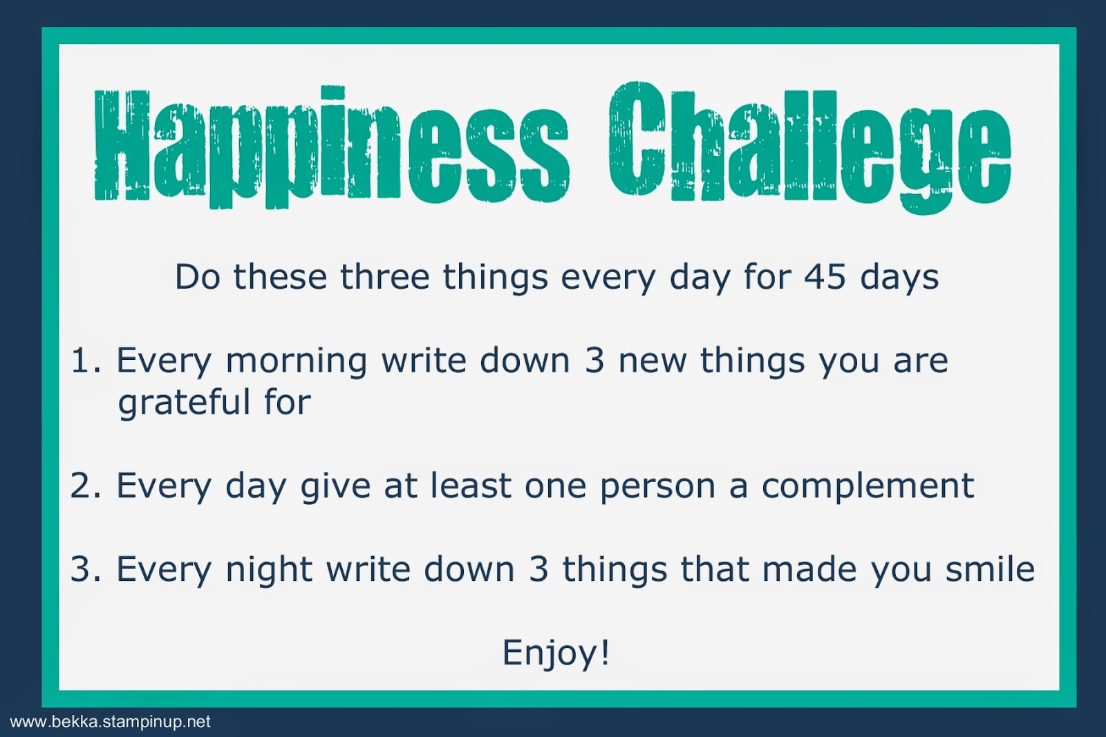Happiness Challenge Project Life Album - check it out here