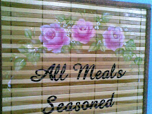 ALL MEALS SEASONED WITH LUV