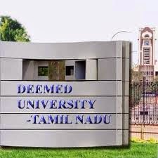 Top 10 Engineering College Deemed Universities in Tamilnadu