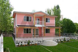dübleks prefabrik evler