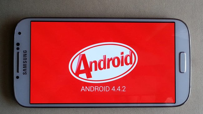 AT&T Galaxy S4 tastes leaked KitKat firmware