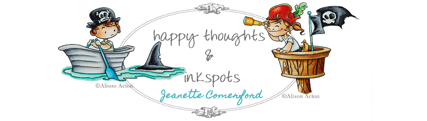 Happy Thoughts &amp; Inkspots