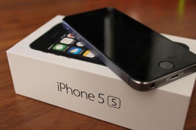 Jual iPhone 5s BM
