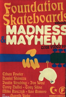 SKATERNOISE FOUNDATION - Madness & Mayhem