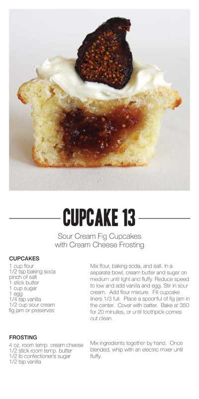 cupcake recipes with pictures