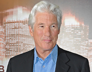 Richard Gere thinks he has Irish roots