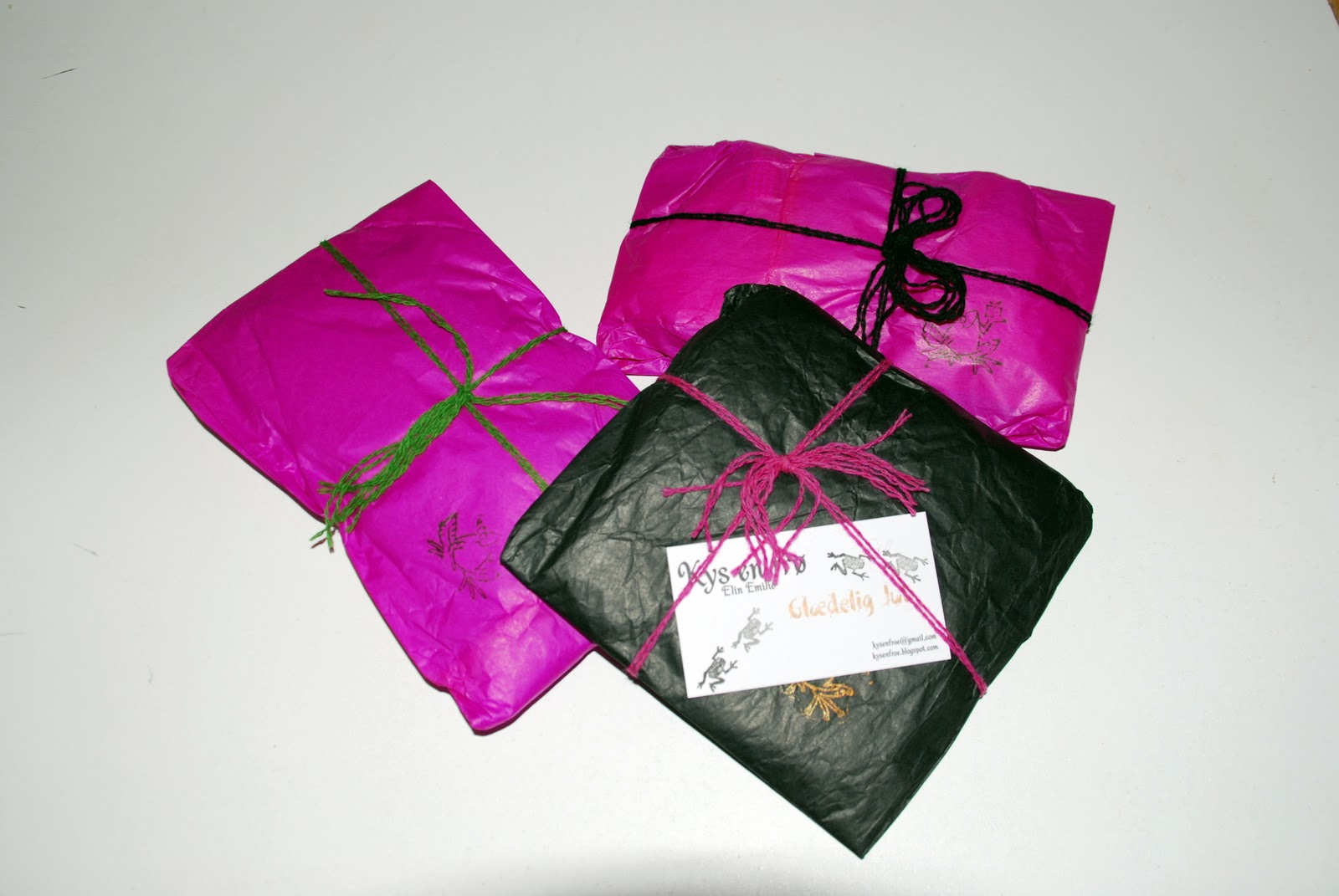 pakkekalender på nettet