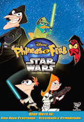 Baixar Filme Phineas and Ferb: Star Wars (Dublado)