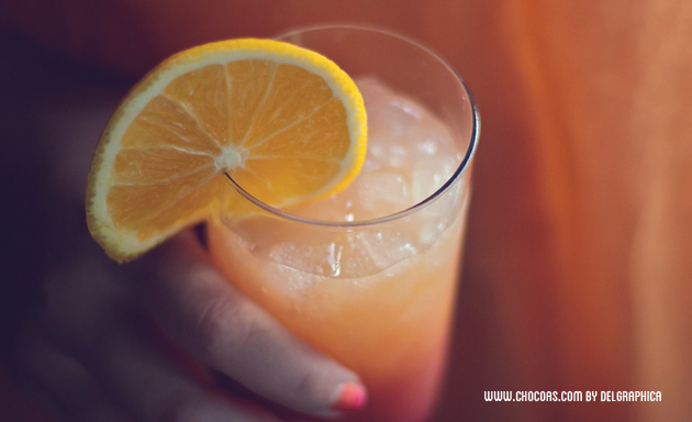 Tequila Sunrise - cocktail con tequila
