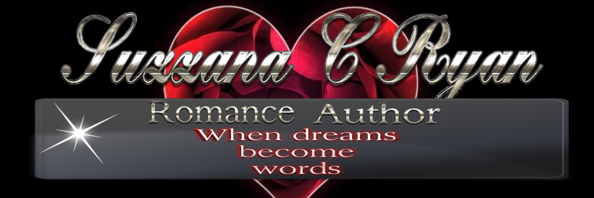 Suzzana C Ryan Author Erotic Romance