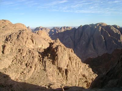 Mount Sinai, gunung sinai