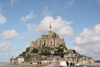 Mont Saint Michel.
