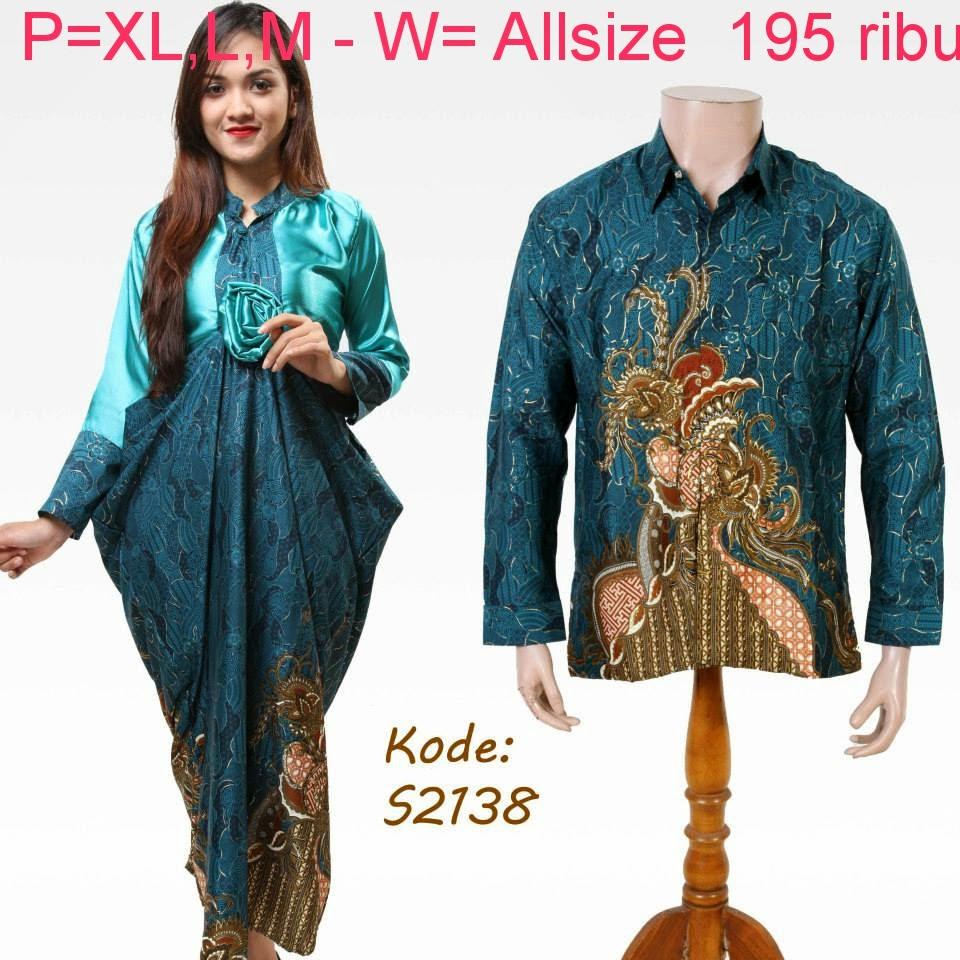 Baju Pasangan Batik