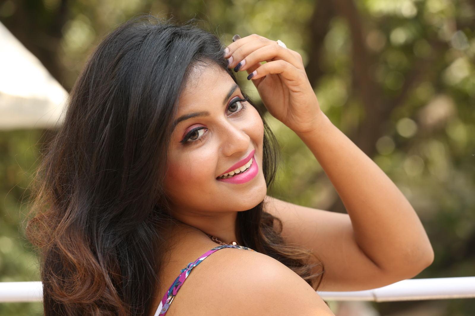 anjali dazzling at chitrangada event photo 6 | telugu movie actress