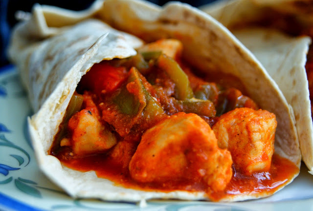 Recetas de burritos mexicanos 1