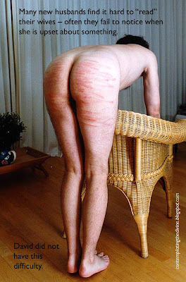 Caned to sensitivity
