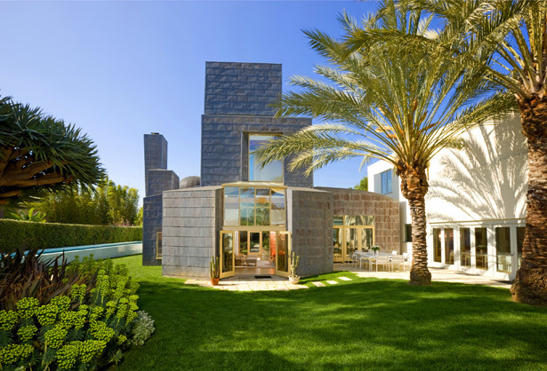 Frank gehry s beautiful architecture schnabel house brentwood los