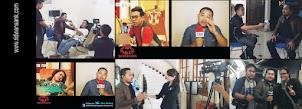 Ridwan Sank di berbagai stasiun TV
