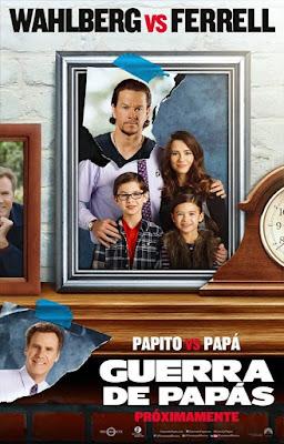 Daddy's Home 2015 DVD R1 NTSC Latino