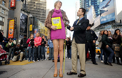 world record longest legs