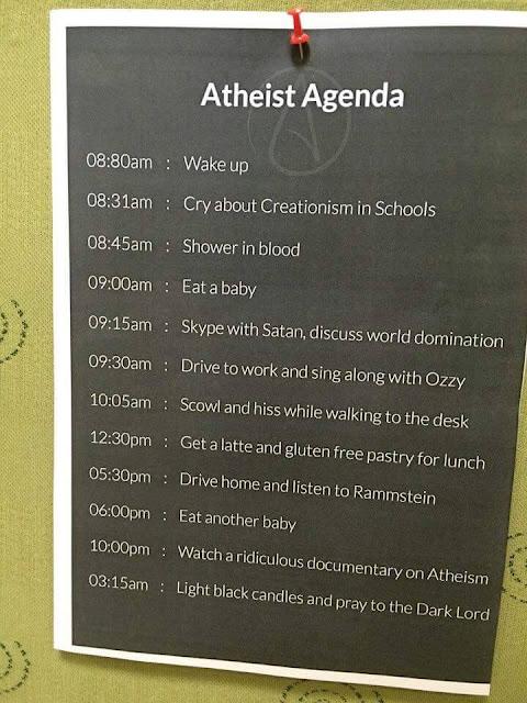Atheist Agenda