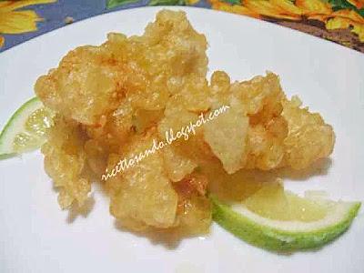 Bocconcini di pollo fritti ricetta di carne bianca ottimo fingerfood
