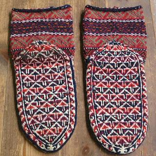 eski yün çorap