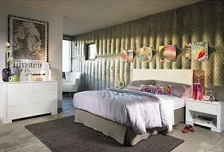 Muebles de Dormitorio para Adultos, Coleccion Berry Urban Chic