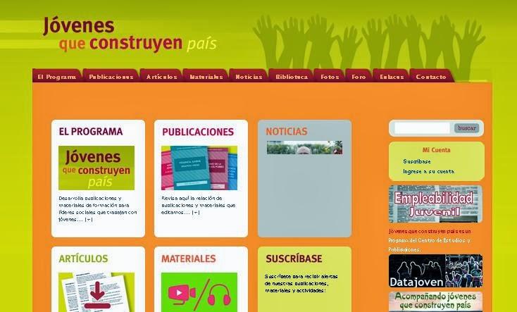 Página Web del Programa