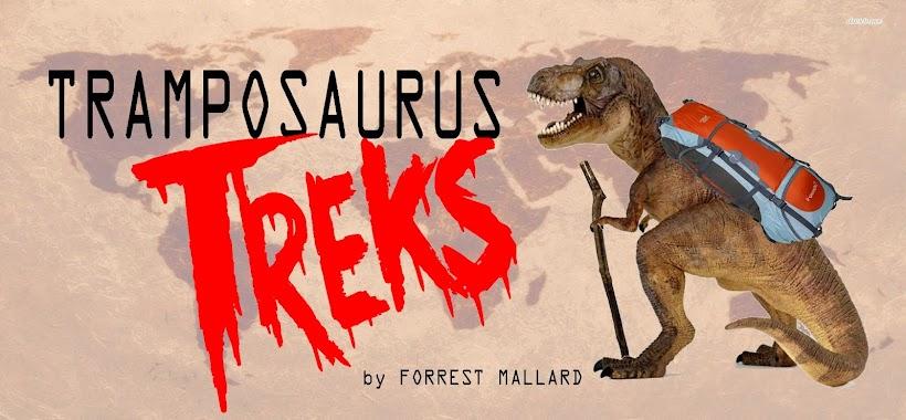 Tramposaurus Treks - www.tramposaurus.com