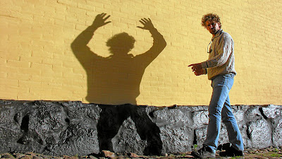 shadow portrait photography