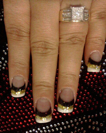 beautiful acrylic nails pics