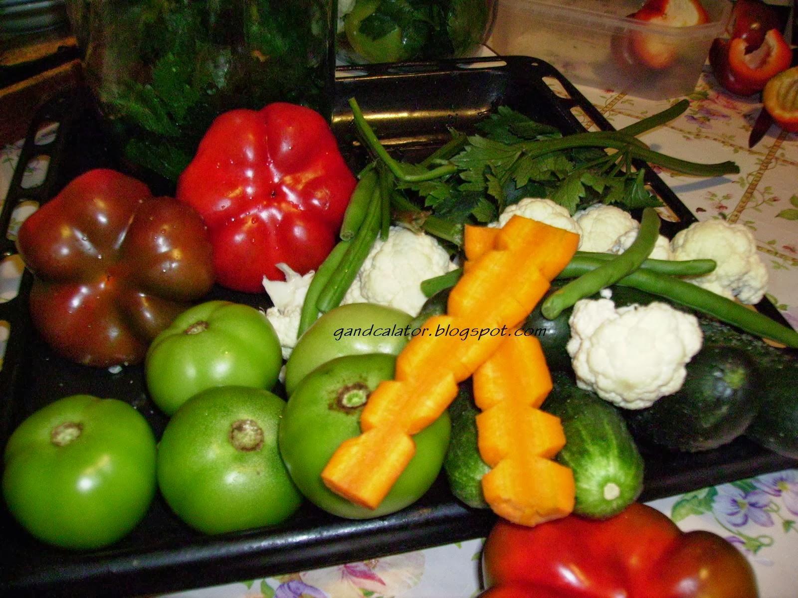 Gogonele/Green tomatoes