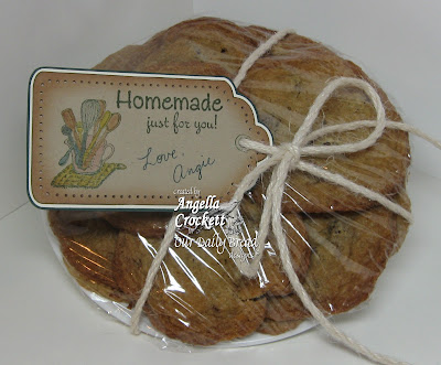 Our Daily Bread designs Baking Tag Set Designer Angie Crockett