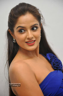Actress-+Asmitha-Sood-at-Aadu-Magadura-Bujji-Platinum-Disc-Function