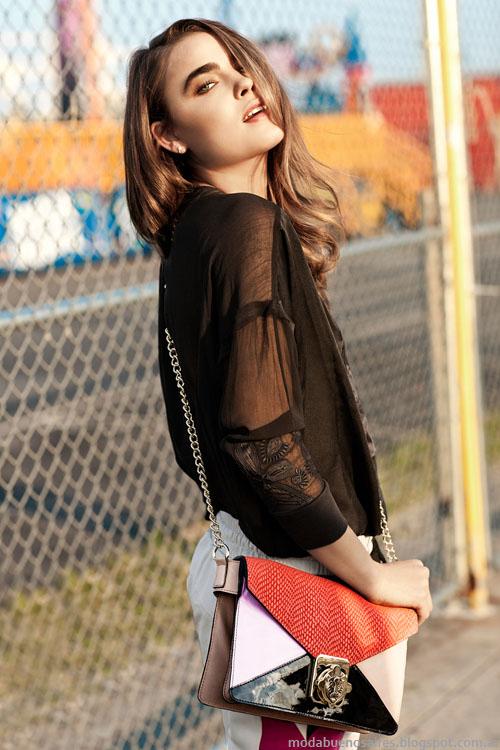 Uma moda primavera verano 2014 camisas mujer
