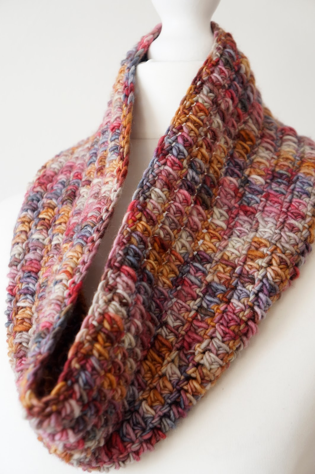 Little Doolally: One Skein Cowl