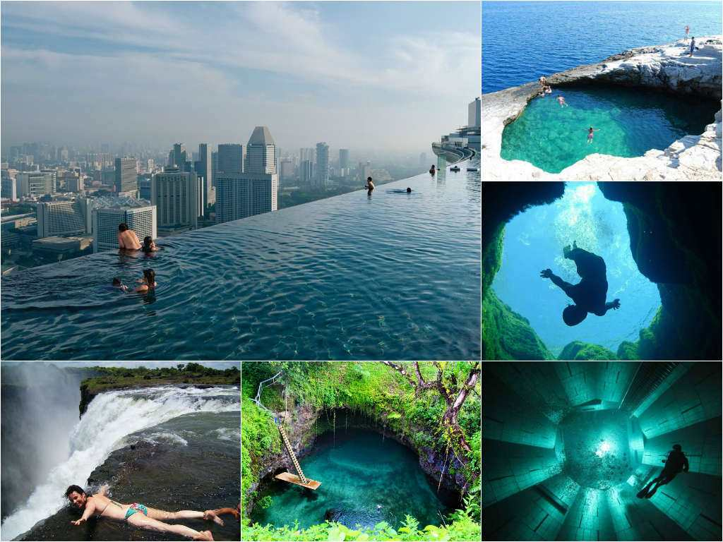 Most epic swimming pools around the world vdudesv - The coolest swimming pool in the world ...