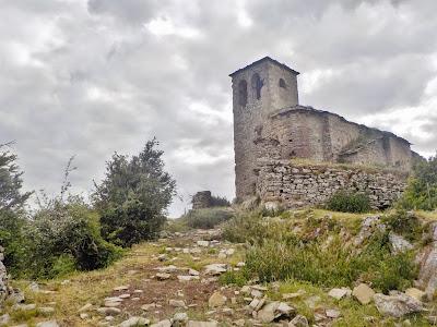 templo Bagüeste, ruinas