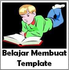 Belajar Membuat Template Manual