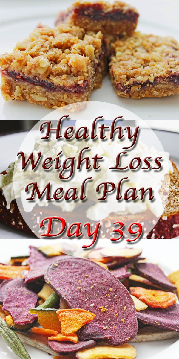 healthy meal plan to lose weight pdf