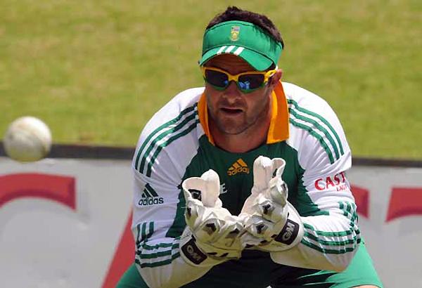 Mark Boucher Retires From International Cricket