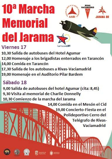 17 y 18 febrero 80 Aniversario Batalla del Jarama
