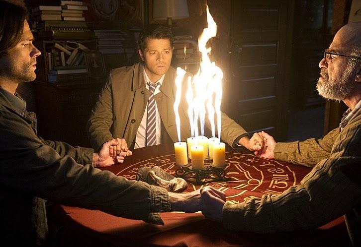 Supernatural - Episode 10.17 - Inside Man - Promotional Photos