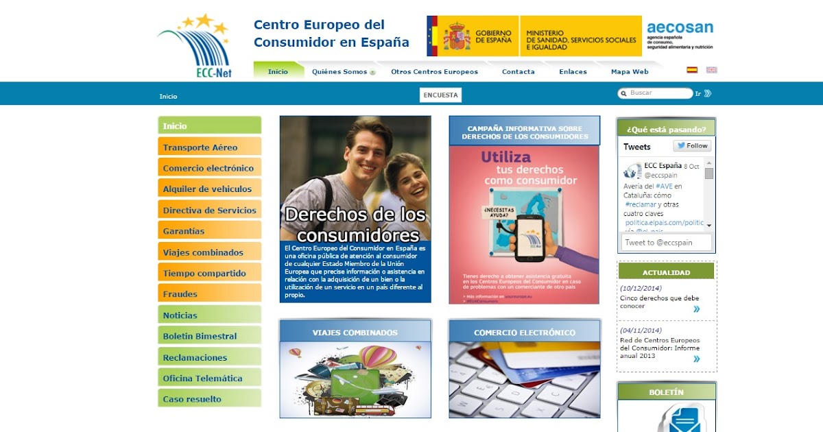 Europe direct regi n de murcia centro europeo del for Oficina del consumidor murcia