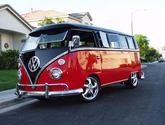 Beautiful VW classic bus | VW Bus