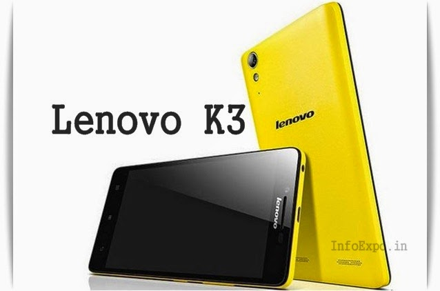 Lenovo K3: 5 inch,1.2GHz Quad-Core Cheap 4G Android Phone Specs, Price