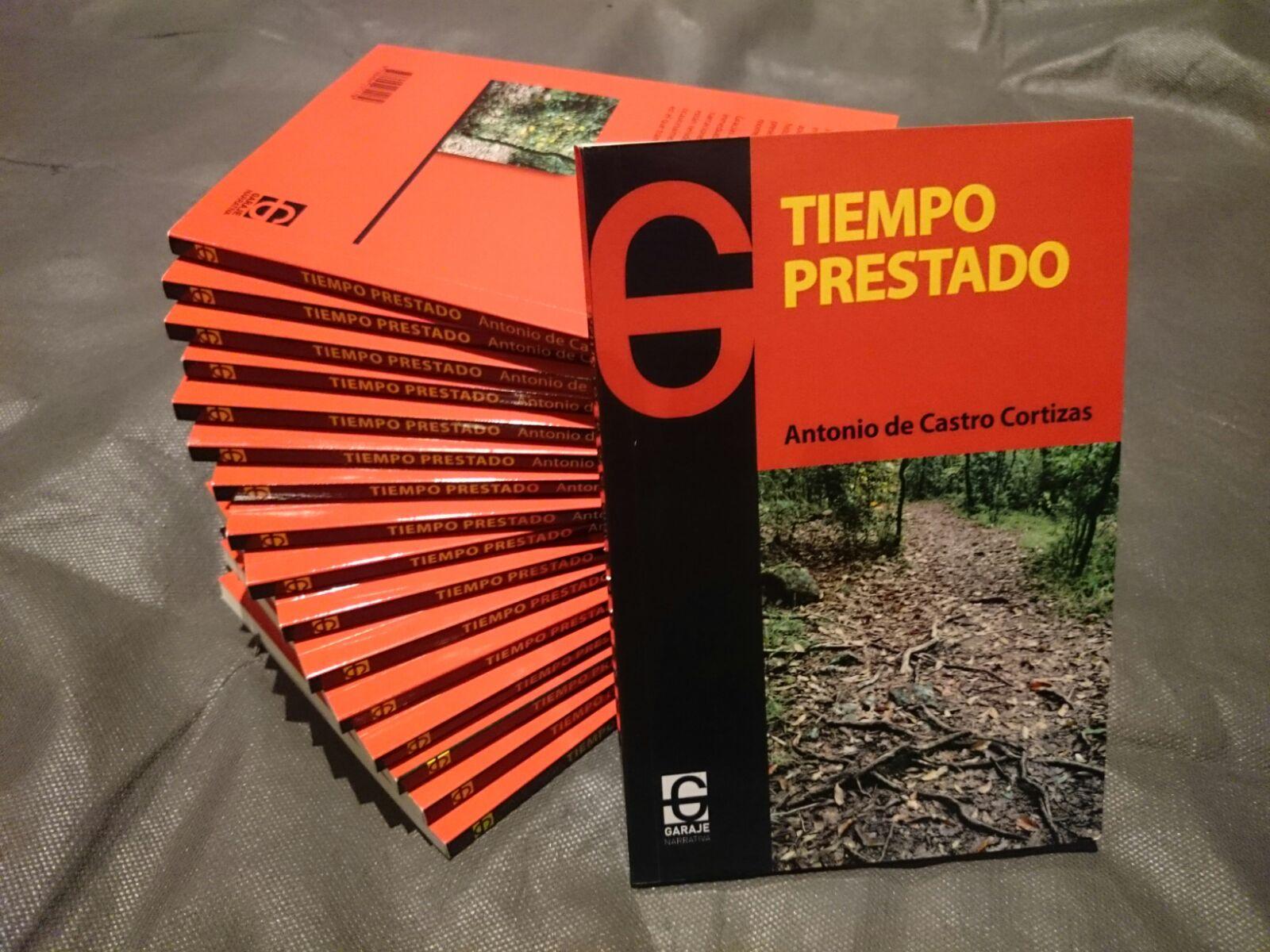 Mi libro de relatos