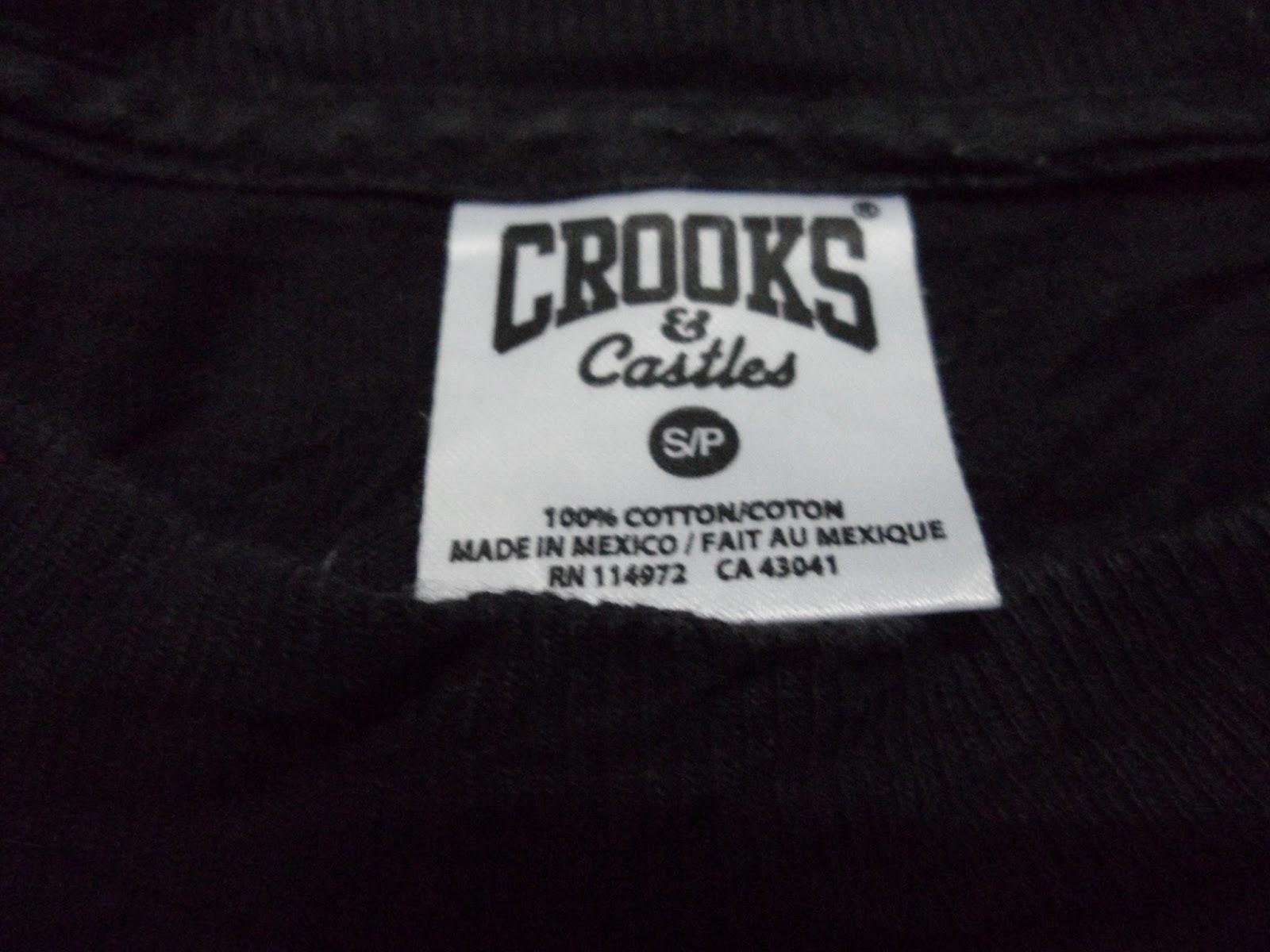 Clayback Bush Thrift Store T Shirt Air Gun By Crooks